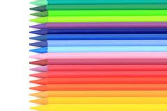 Color pens Royalty Free Stock Photos