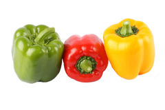 Color pepper Royalty Free Stock Photography