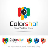 Color Photography Logo Template Design Vector Stock Photos
