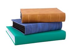 Color picture albums Royalty Free Stock Photography