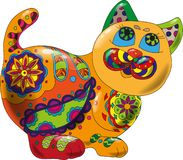 Tomcat vector illustration