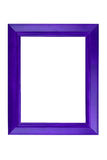 Color picture frame Stock Photo
