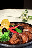 Color pictures of food-2. Color pictures about catering food Royalty Free Stock Photo