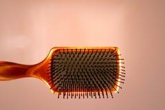 Color plastic comb stock images