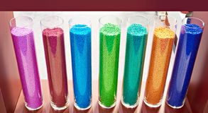 Free Color Plastic Granules Royalty Free Stock Photo - 167646905
