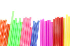 Color of plastic tube Royalty Free Stock Images