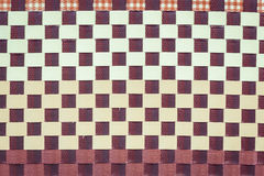 Color plastic weave texture and background Royalty Free Stock Image