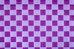 Color plastic weave texture and background Stock Photography