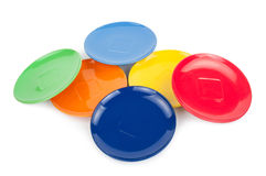 Color plates Royalty Free Stock Image