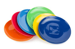 Color plates Stock Photo