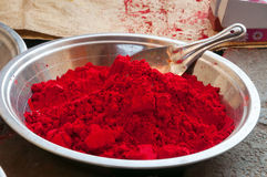 Color powder Stock Images