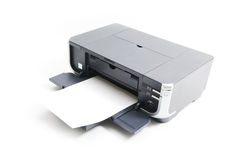 Color printer Stock Photography