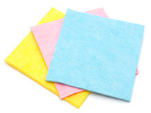 Color rags Stock Photos