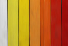 Color range - detail of the colored pastels - blurred Royalty Free Stock Photos