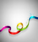 Color Ribbon Royalty Free Stock Images