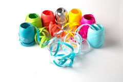 Color Ribbon - 01 Stock Image