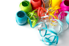 Color Ribbon - 02 Stock Photo