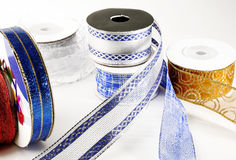 Color ribbon Stock Photos