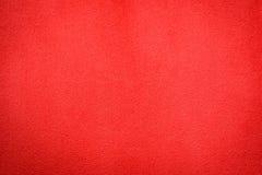 Color rojo de la Navidad del fondo Imagen de archivo