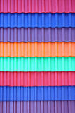 Color roof Royalty Free Stock Photos