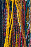 Color rope Stock Photography