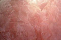 Color rosado de la pendiente de la textura para la impresión imágenes de archivo libres de regalías