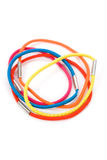 Color rubber band Stock Photo