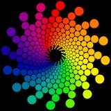 Color rullar Royaltyfria Foton