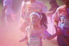 The Color Run Royalty Free Stock Photos