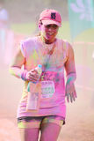 The Color Run Royalty Free Stock Photography