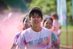 The Color Run Royalty Free Stock Image