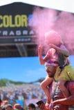 Color Run Stock Image