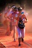Color Run Royalty Free Stock Photos