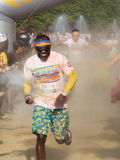 Color Run 2015, Bucharest Stock Photography