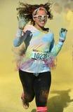 Color Run Las Vegas Royalty Free Stock Photo