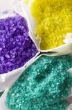 Color salt Royalty Free Stock Photos