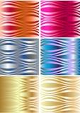 color samples silk απεικόνιση αποθεμάτων