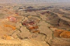 Color sand stone desert Stock Photos
