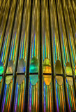 Color Saturated Organ Royalty Free Stock Photo