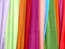 Color scarf Stock Photography