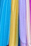 Color scarf Royalty Free Stock Photos