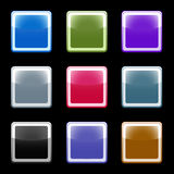 Color screen set 30 Stock Photo