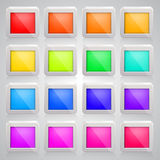 Color screens. Vector Royalty Free Stock Images