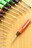 Color screw Stock Photo