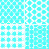 Color seamless pattern. Elements for design. Stylish Stock Photography