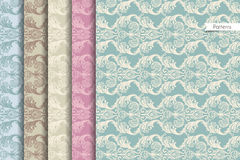 Color Seamless pattern Royalty Free Stock Photo
