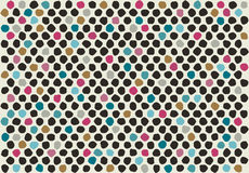 Color seamless repeat pattern Stock Photos