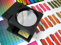Color Selection royalty free stock image