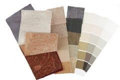 Color selection for interior Stock Photos