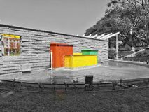Color selecto fotografía de archivo